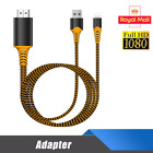 Lightning to Digital AV TV HDMI Cable Adapter For iPad Air Apple iPhone X 11 Pro
