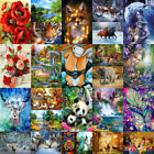 Full Drill Animal 5d Diamond Painting Embroidery Cross Stitch Home Decor Picture