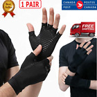 Gloves Compression Arthritis Gloves For Pain Relief Wrist Support Brace Joint CA