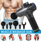 20 Gang LCD Massagepistole Deep Tissue Percussion Massager Muskel MT699