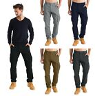 Внешний вид - Mens Cargo Combat Work Trousers Chino Cotton 6 pocket full Pant size 32-44