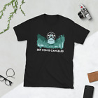 DEF CON is canceled MASKED FIGURE T-shirt DEFCON 2020 Defcon 29 Unisex Tee image