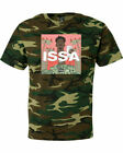 21 Savage Issa Album Camouflage T Shirt Green Woodland Camo Hip Hop Rap Tee New