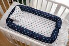 Portable Baby Nest Long Pod Cotton Bionic Bednest Crib  Breathable High Quality