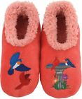 Snoozies Pairables Womens Slippers - House Slippers - Bird Bath