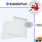 BubblePost - WHITE PADDED POSTAL BUBBLE LINED MAILING ENVELOPES - ALL SIZES