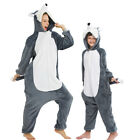 Adult/Child Onesie11 Halloween Animal Wolf Costume Kigurumi Pajamas