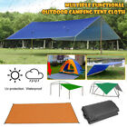 300x300cm Outdoor Camping Tent Sunshade Rain Sun UV Beach Canopy Awning Shelter
