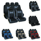 Auto Seat Covers Front Rear Head Rests Universal Protector for Car Truck SUV Van $12.98 USD on eBay