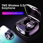 Bluetooth 5.0 Mini Earbuds Twins Wireless Headset sport Stereo In-ear Headphones
