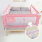 Odoland Baby Child Toddler Safety Bed Rail Anti Falling Bed Guard Foldable New