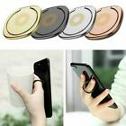 360° Finger Ring Cell Phone Holder Stand Car Metal Magnetic Plate Rotating R8t0