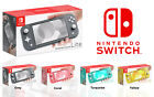 NEW NINTENDO SWITCH LITE HANDHELD CONSOLE UK PAL TURQUOISE YELLOW GREY CORAL