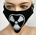 StoreInventorycyber punk goth re-usable facemask covering uv radiation fallout bio hazard rave
