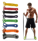 Strong Resistance Bands Assisted Pull Up Bands Power Lifting Exercise Band Latex image