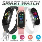 Women Fashion Smart Watch Band HeartRate Blood Pressure Monitor Fitness Tracker band blood fashion Featured fitness heartrate monitor pressure smart watch women