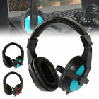 3.5mm Universal Gaming Headset with Microphone for Xbox One PlayStation 4 PC
