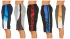 5 Pack: Assorted Men's Active Athletic Performance Shorts