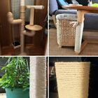 UK Sisal Rope For Furniture Protector Cat Scratching Post Replacement Hemp Rope