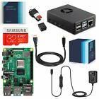Vilros Raspberry Pi 4 Complete Starter Kit with Fan-Cooled Aluminum Case