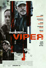 B424 Inherit the Viper Movie 2020 Poster Print Fabric Custom picture 24x36 12x18