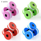 2Pcs lightweight Dumbbell Aquatic-Barbell Float Fitness Swim Exercise Water Pool image