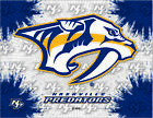 Nashville Predators HBS Gray Navy Hockey Wall Canvas Art Picture Print $73.0 USD on eBay