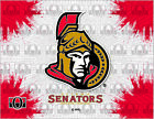Ottawa Senators HBS Gray Red Hockey Wall Canvas Art Picture Print $56.0 USD on eBay
