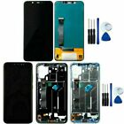 For Xiaomi Mi 8 Black LCD Display Touch Screen Digitizer Assembly Replacement
