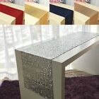 Glitter Sequin Table Runner Desk Tablecloth Wedding Home Party Decor Cover Uk