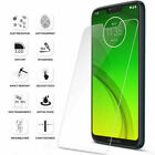 2 Pack Tempered Glass For Motorola Moto G7 Power G7 Play Screen Protector