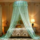 Kid Princess LED Dome Lace Mosquito Net Bed Canopy Netting Fly Insect Protection