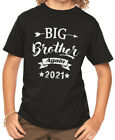 Kyпить Family New Member Big Brother Again 2021 Youth Boy T Shirt Cotton Black на еВаy.соm