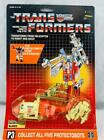 Transformers Original G1 Protectobot Blades Complete w/ Card Bubble