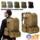 Kyпить 60L Outdoor Military Molle Tactical Backpack Rucksack Camping Bag Travel Hiking на еВаy.соm