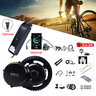 Ebike BAFANG 48V 750W BBS02B Mid Drive Motor Conversion Kit DIY Electric Bicycle