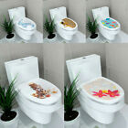 Diy Bathroom Home Toilet Seats Wall Stickers Decoration D Decal I3g2 Mural W0b1
