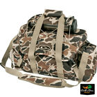 DRAKE WATERFOWL SYSTEMS LARGE BLIND BAG 2.0 - OLD SCHOOL CAMO