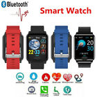 2020 Smart Watch Bluetooth Heart Rate Blood Pressure Fitness Tracker IP68 Gift K blood bluetooth Featured fitness heart ip68 pressure rate smart tracker watch