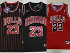 Michael Jordan #23 Chicago Bulls 1984 ROOKIE Embroidered Men's Jersey All Size