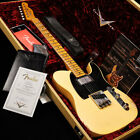 Fender Custom Shop Limited Edition 51 Hs Telecaster Relic Aged Nocaster Blonde for sale