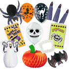 HALLOWEEN Decorations & Party Bag FIllers - Costume Accessories/Honeycomb Dec