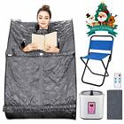OppsDecor Folding Home Steam Sauna SPA Loss Weight Health Detox Therapy Tent 2L