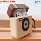 AirPods Silicone Case Cute 3D Cartoon Protective Cover For Apple AIRPOD PRO Case