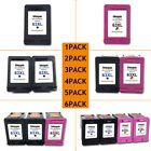High Yield 63 XL Ink Cartridges for HP Envy 4520 4516 Officejet 3830 3831 4655