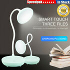 LED Desk Lamp USB Rechargeable Table Lamp Dimmable Touch Control Dimming Lamp IT