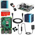 Vilros Raspberry Pi 4 Complete Kit with Clear Transparent Fan Cooled Case