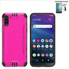 """Phone Case for Alcatel TCL A2x A508DL (6.22"""") Dual-Layered Shock Absorbing Cover"""