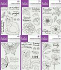 NEW Crafters Companion - Photopolymer Stamps