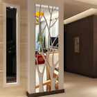 3d Tree Mirror Wall Sticker Removable Diy Art Decal Home Decor Mural Acrylic Gb
